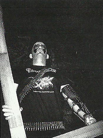 Necromancer666 aka Christ Molestor