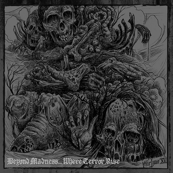 Offal / Gutwrench - Beyond Madness... Where Terror Rise