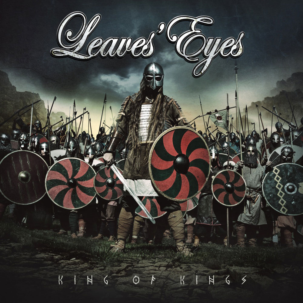 Leaves' Eyes — King Of Kings (2015)