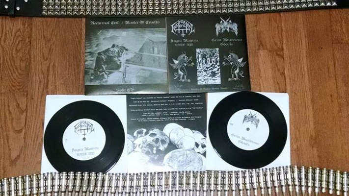 Nocturnal Evil / Master of Cruelty - Nocturnal Evil / Master of Cruelty