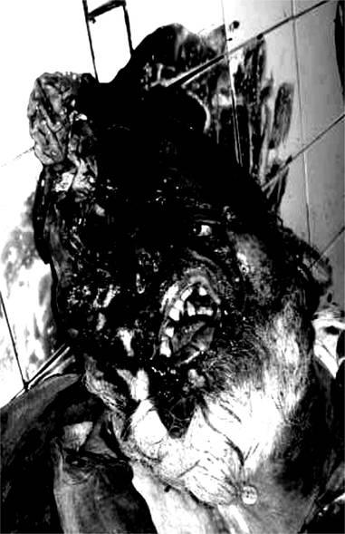 Nasty Face - Horrid Mush