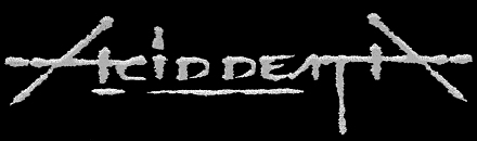Acid Death - Logo