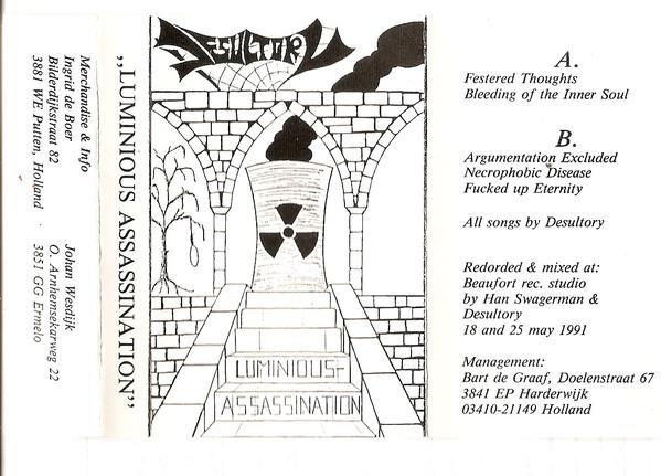 Desultory - Luminious Assassi'Nation