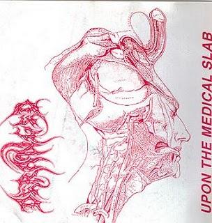 Deranged - Upon the Medical Slab