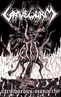 Gravewürm - Carnivorous Monarchy