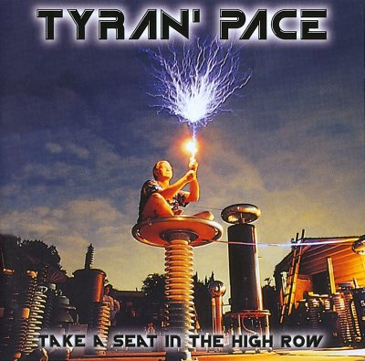 Tyran' Pace - Take a Seat in the High Row