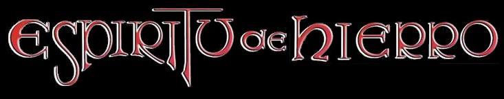 Espíritu de Hierro - Logo