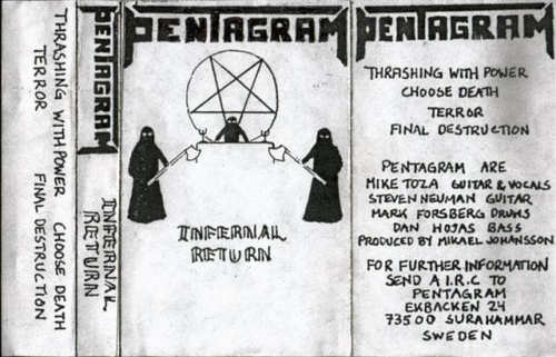 Pentagram - Infernal Return