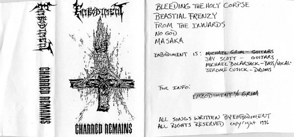 Embodiment - Charred Remains