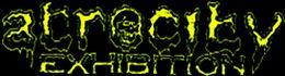 Atrocity Exhibition - Logo