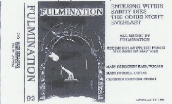 Fulmination - Fulmination
