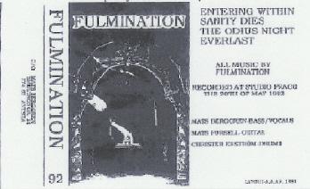 Fulmination - Fulmination