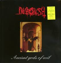 Entrails / Necroflesh - Black Vein / Ancient Gods of Evil