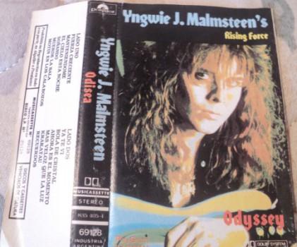 Yngwie J. Malmsteen - Odisea