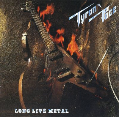Long Live Metal cover (Click to see larger picture)