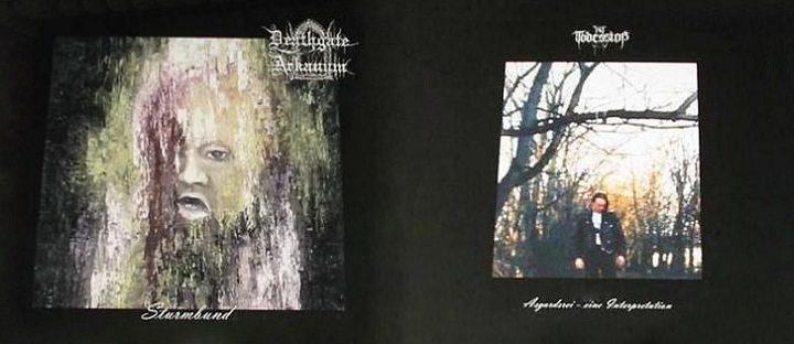 Deathgate Arkanum / Todesstoß - Deathgate Arkanum / Todesstoß