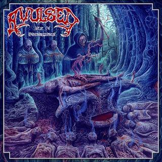 Avulsed - Altar of Disembowelment