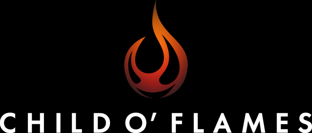 Child o' Flames - Logo