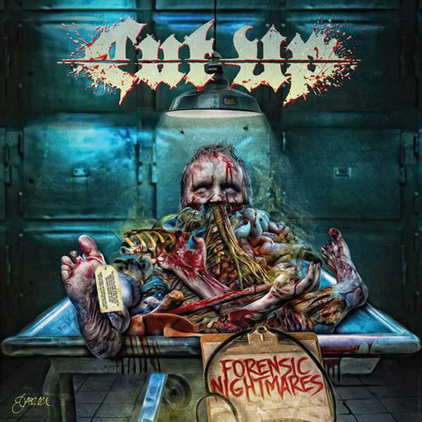 Cut Up - Forensic Nightmares