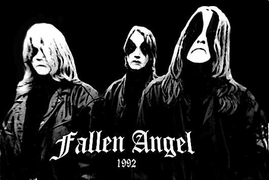 Fallen Angel - Photo