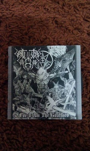 Goatlusting Chaos - For I Am the Goatlord