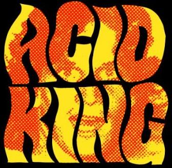 Acid King - Logo