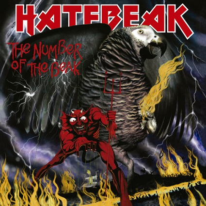 Hatebeak - The Number of the Beak