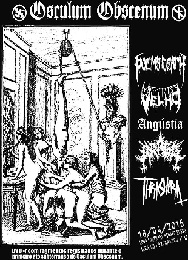 Poem's Death / Velho / Thrashera / Praga - Osculum Obscenum