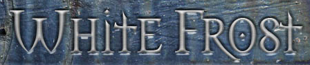 White Frost - Logo