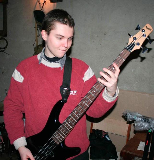 Dmitriy Bezrukov