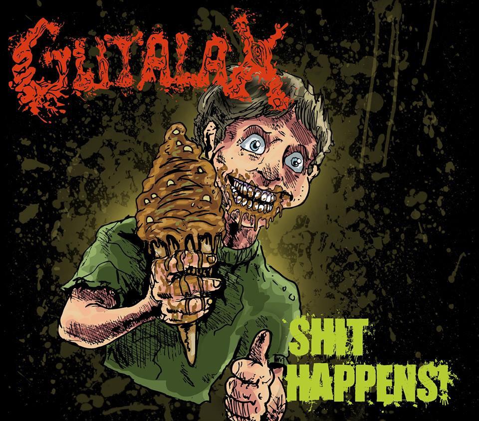 Gutalax - Shit Happens!