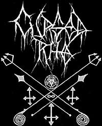 Cursed Rite - Logo