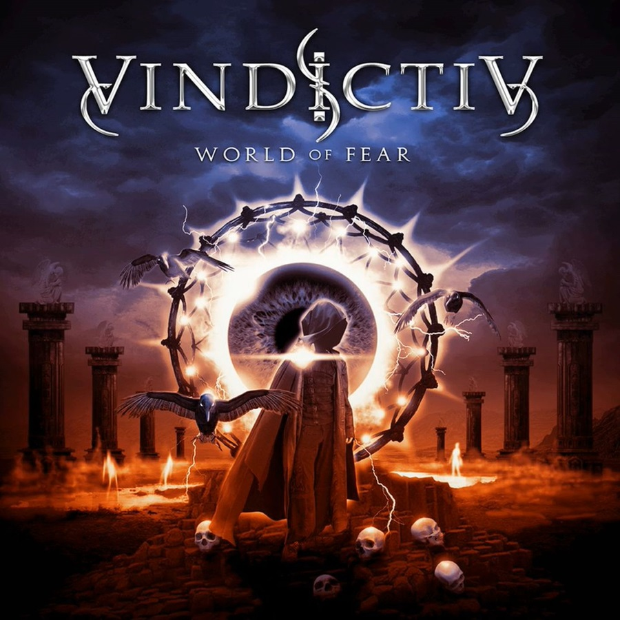 Vindictiv - World of Fear