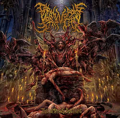 Carnivorous Voracity - The Impious Doctrine