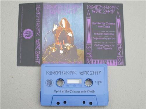 Necromantic Worship - Spirit of the Entrance unto Death
