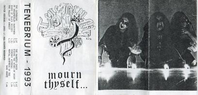 Tenebrium - Mourn Thyself...