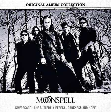 Moonspell - Original Album Collection