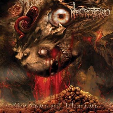 Necrotério - Gory Visions and Hallucinations