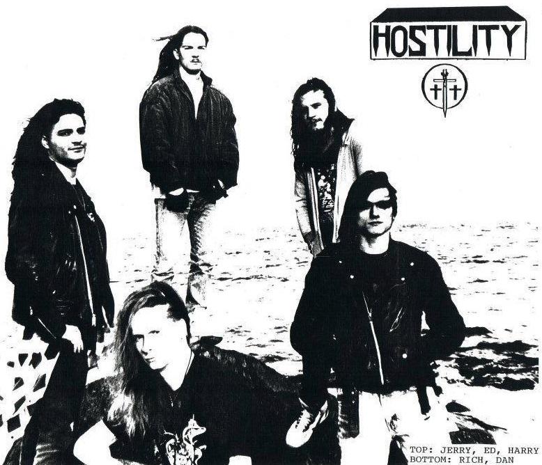 Hostility - Photo