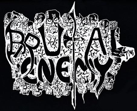 Brutal Enemy - Logo