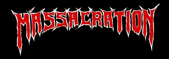 Massacration - Logo