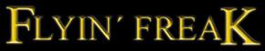 Flyin' Freak - Logo