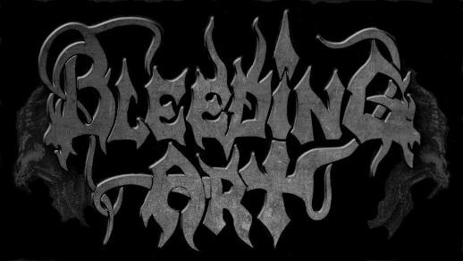 Bleeding Art - Logo