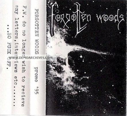 Forgotten Woods - Promo 95