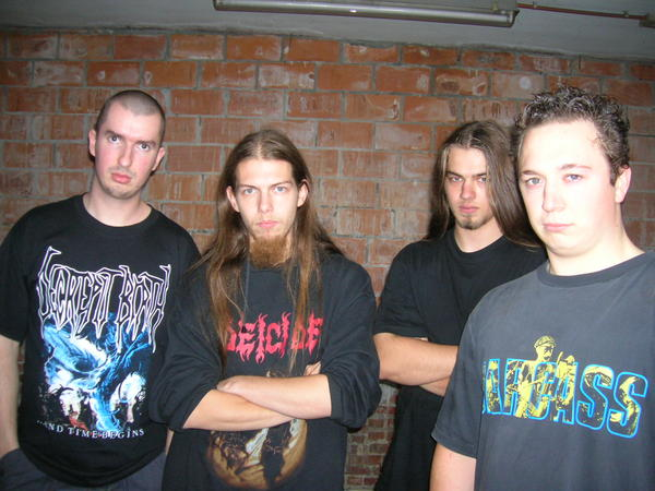 Inhuman Hatred - Photo