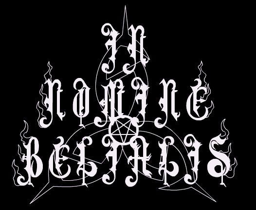 In Nomine Belialis - Logo