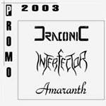 Interfector / Draconic / Amaranth - Promo 2003