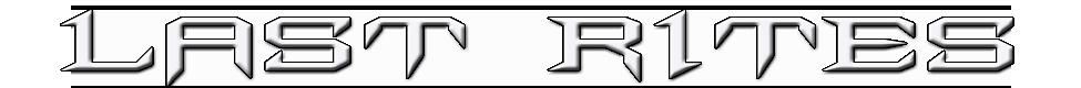 Last Rites - Logo