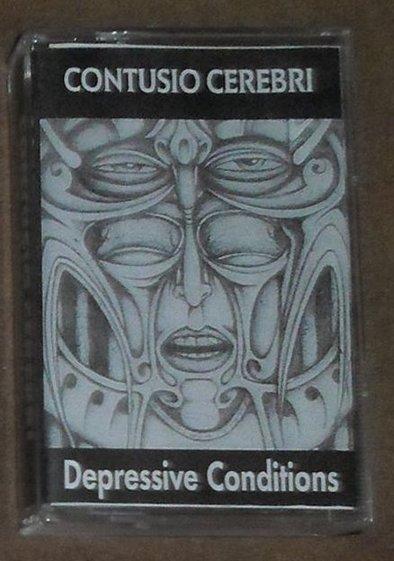 Contusio Cerebri - Depressive Conditions