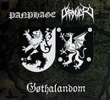Panphage / Jarnvidr - Gøthalandom